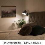 close to nature interior in...   Shutterstock . vector #1342450286