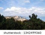 landscape nature stone sky...   Shutterstock . vector #1342499360