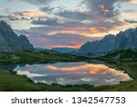 beautiful reflections of...   Shutterstock . vector #1342547753