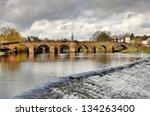 Devorgilla Bridge Over The...