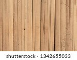 bamboo texture and background | Shutterstock . vector #1342655033