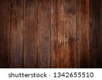 wooden texture and background... | Shutterstock . vector #1342655510