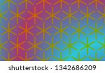 modern stylish texture....   Shutterstock .eps vector #1342686209