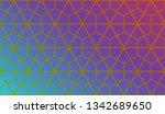 modern stylish texture....   Shutterstock .eps vector #1342689650