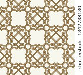gorgeous seamless pattern from... | Shutterstock .eps vector #1342738130