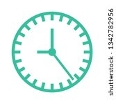 simple set of time related...   Shutterstock .eps vector #1342782956