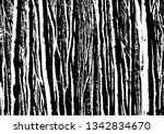 realistic silhouettes of trees... | Shutterstock .eps vector #1342834670