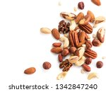 Background Of Nuts   Pecan ...