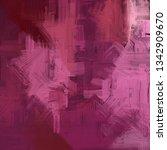 abstract background art. 2d... | Shutterstock . vector #1342909670