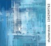 abstract background art. 2d... | Shutterstock . vector #1342909763