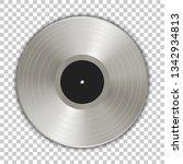Realistic Platinum Gramophone...