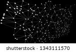 abstract triangles shapes...   Shutterstock .eps vector #1343111570