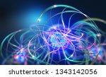 artificial intelligence. big...   Shutterstock . vector #1343142056