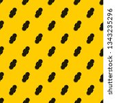 sanitary napkin pattern...   Shutterstock .eps vector #1343235296