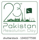 23 March Pakistan Resolution Day