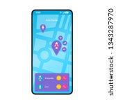 gps kids tracker smartphone...