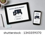 ui ux design and development...
