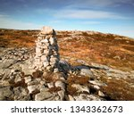 old tradition in norway of... | Shutterstock . vector #1343362673