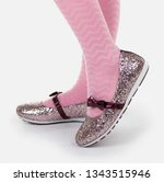Leather Girl Shoes. Children's...