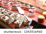 strawberry shortcake ... | Shutterstock . vector #1343516960