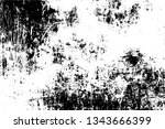 black and white grunge.... | Shutterstock .eps vector #1343666399