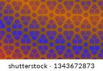 modern stylish texture....   Shutterstock .eps vector #1343672873