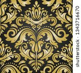 classic seamless vector pattern....   Shutterstock .eps vector #1343716670