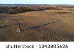 aerial view of birdwatcher's... | Shutterstock . vector #1343805626