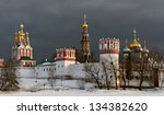 Novodevichy Convent  Moscow