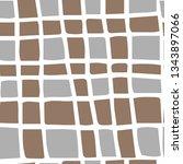 seamless white vector pattern... | Shutterstock .eps vector #1343897066
