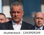 chisinau  moldova january 13 ... | Shutterstock . vector #1343909249