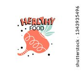 funny background with text  ... | Shutterstock .eps vector #1343935496