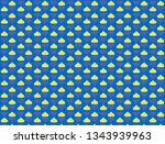 mixed pattern original design... | Shutterstock . vector #1343939963