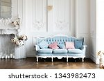 Livingroom Interior  Mock Up...