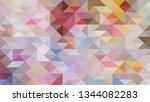 geometric design. colorful...   Shutterstock .eps vector #1344082283