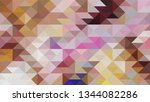 geometric design. colorful...   Shutterstock .eps vector #1344082286