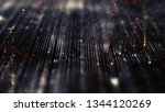 data technology abstract... | Shutterstock . vector #1344120269