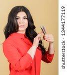 classic technique applying... | Shutterstock . vector #1344177119