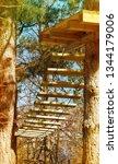 adrenaline park  climbing       ...   Shutterstock . vector #1344179006
