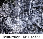 the rock is a symbol of... | Shutterstock . vector #1344185570