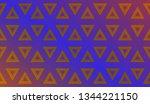 modern stylish texture....   Shutterstock .eps vector #1344221150
