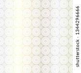 silver white circle medallion...   Shutterstock .eps vector #1344296666