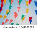 decoration of festivals | Shutterstock . vector #1344322223