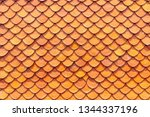 Orange Fish Scalc Roof