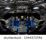 Photo Of The Space Shuttle At...