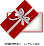 gift box | Shutterstock .eps vector #134439266