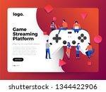 illustrations flat design...   Shutterstock .eps vector #1344422906