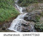 huay keaw waterfall   Shutterstock . vector #1344477263