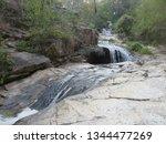 huay keaw waterfall   Shutterstock . vector #1344477269