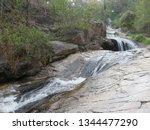 huay keaw waterfall   Shutterstock . vector #1344477290